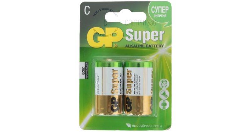 Батарейка GP 13A Super 1.5v(1шт)