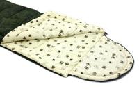 Спальный мешок Аляска 250х90см, до -5 C, оксфорд