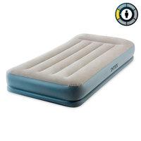 """Надувная кровать""""INTEX"""" Mid-Rice Airbed 99х191х30см, встроенный насос 220V#64116"""