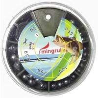 Набор грузил Mingrui 0.3g-1.5g (1 уп)