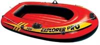 "Надувная лодка ""INTEX ""Explorer Pro 100 (до 80кг) 160х94х29см#58355"