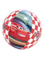 """Пляжный мяч """"Intex""""61см """"Тачки"""" Disney-Pixar, от 3 лет#58053"""