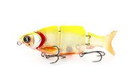 Воблер Izumi Shad Alive 4 section white fish 50мм 2,8г Slow Sinking цв. 4