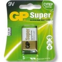 Батарейка GP 1604A Super 9V(1шт)