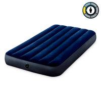 "Надувной матрас ""INTEX"" Classic Downy Airbed Fiber-Tech, 99х191х25см 64757"