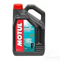 Мотор/масло MOTUL OUTBOARD 2T - 5 Л.