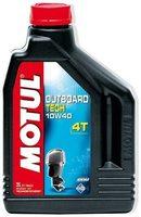 Мотор/масло MOTUL OUTBOARD TECH 4T 10W40 - 2Л.