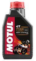 Мотор/масло MOTUL 7100 4TSEA 10W-40 - 1 Л.