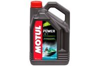 Мотор/масло MOTUL POWERJET 2T - 4 Л.