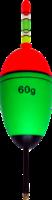 Поплавок EVA для ловли толстолобика 60гр.