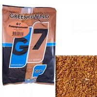Прикормка GreenFishing G-7 Холодная вода Универсальная 0,5кг