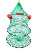 Садок рыболовный с поплавками 45х65 см