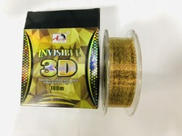 Леска INVISIBLE SPORT ON THE FISHLINE 3D. 100 м