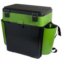 """Ящик зимний """"FishBox"""" (19л) зеленый"""