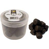 Пеллетс COPPENS BLACK HALIBUT (просверленный) 20мм - 100 гр