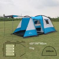 Палатка из стального каркаса MIMIR 1620