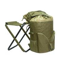 Рюкзак со стулом 50л.