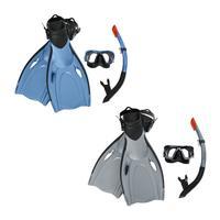 """Комплект для плавания """"BlackSea"""" от 14 лет, р-р.ласт 43-48, BW 25045"""