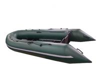 Лодка ЛАГУНА 305 СК-СПОРТ, ПВХ, слань, жесткий транец, киль