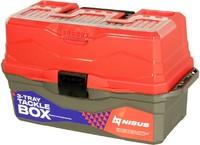Ящик рыболова Nisus Tackle Box 44.5*25*22cm