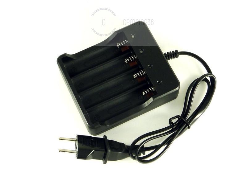 Зарядное устройство для 4-х аккумуляторов