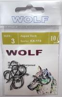 """Крючок """"WOLF""""  №3 КХ-118"""