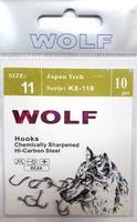 """Крючок """"WOLF""""  №11 КХ-118"""