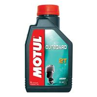 Мотор/масло MOTUL OUTBOARD TECH 2T - 1Л.
