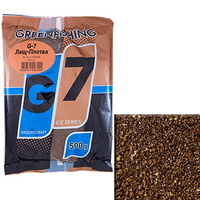 Прикормка GreenFishing G-7 Холодная вода Лещ-плотва 0,5кг