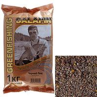 Прикормка GreenFishing Salapin Холодная вода Черный Лещ 1кг